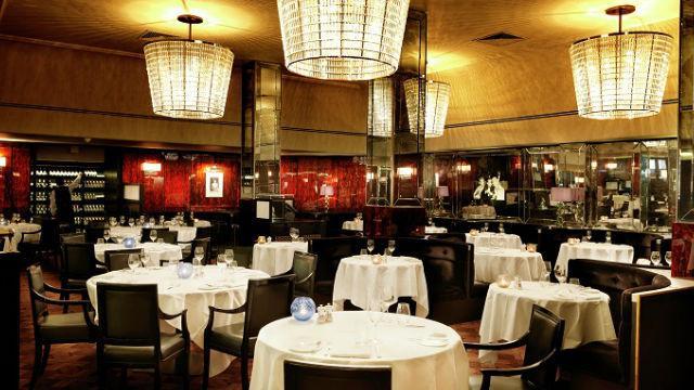 Savoy Grill Modern European Restaurant Visitlondon Com