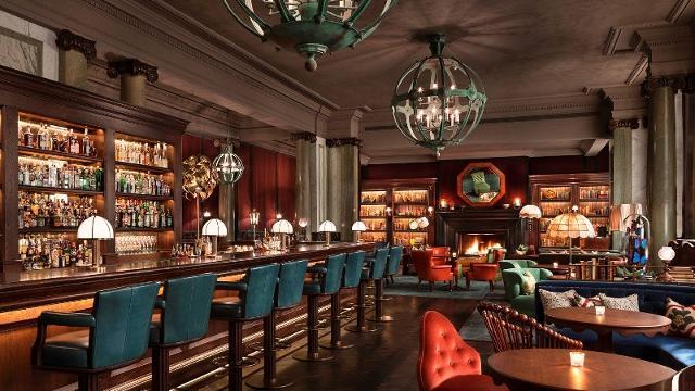 Connaught London New Restaurant