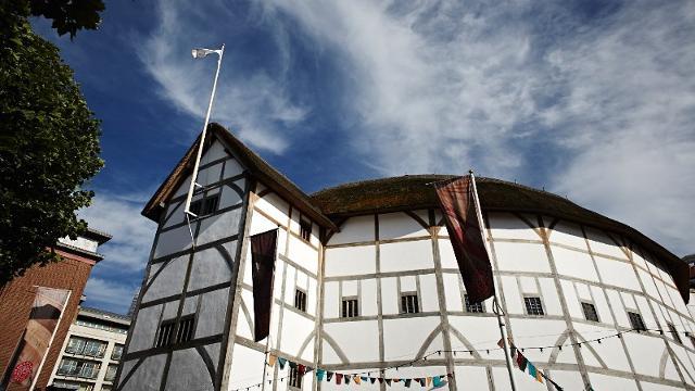 D Exhibition In London : Shakespeares globe exhibition and tour théâtre visitlondon.com