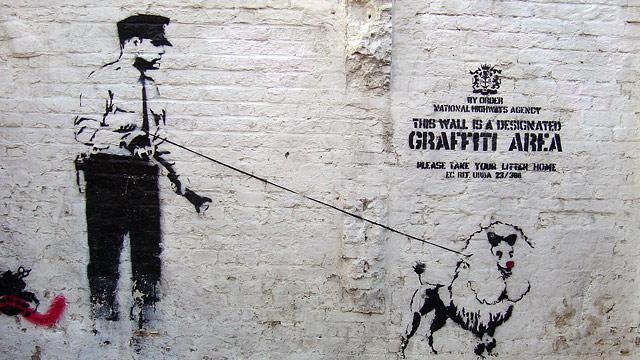 Banksy Tour London Map