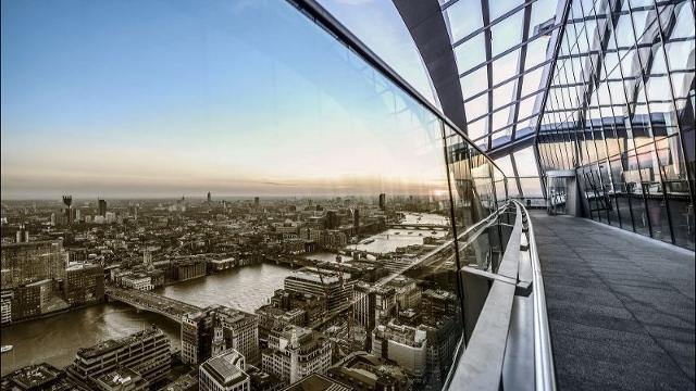 Sky Garden Walk: London Attraction