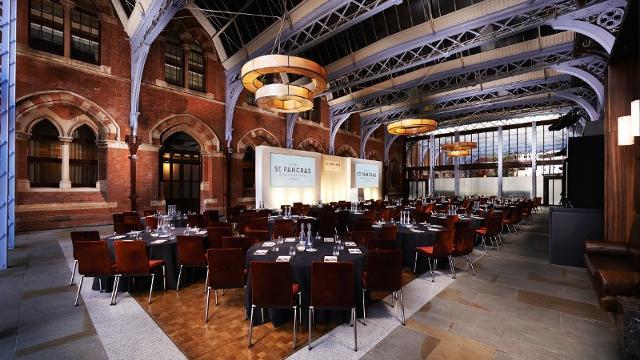 St Pancras Renaissance Hotel London Hotel Visitlondon Com