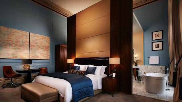 Rooms: St. Pancras Renaissance Hotel London