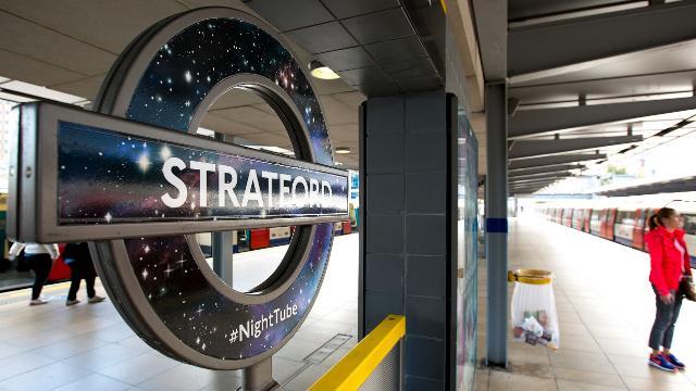 Stratford Underground Station - Tube Station - visitlondon.com