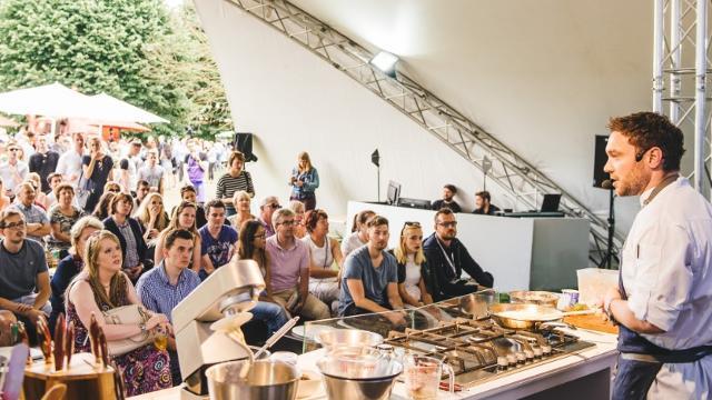 Taste of London 2019 in Regent's Park - Festival ...