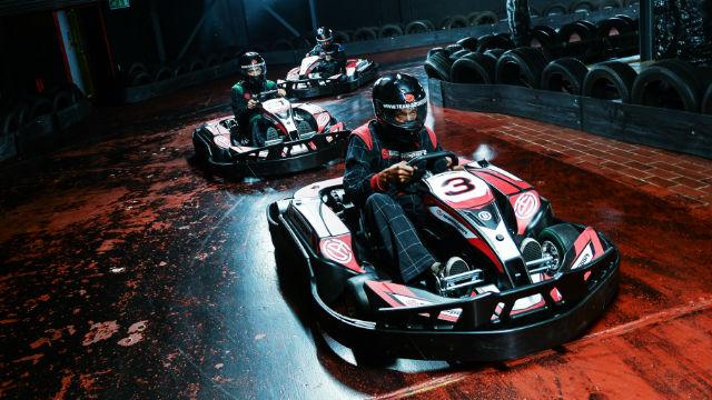 Cheap Go Karting London >> TeamSport Tower Bridge - Motor Sport - visitlondon.com