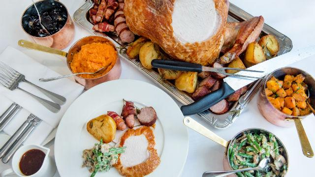 Thanksgiving in london 2018 special event for American cuisine in london