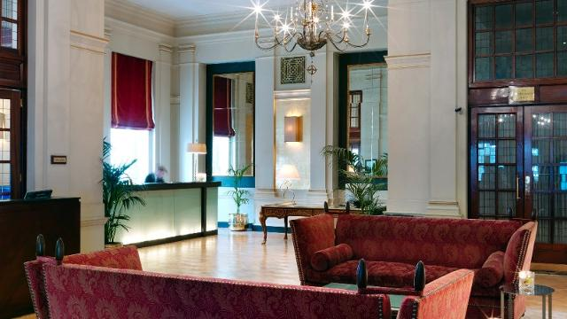 The bloomsbury hotel hotel for Bloomsbury hotel terrace