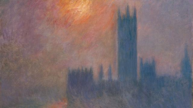 The Credit Suisse Exhibition: Monet & Architecture at National ...