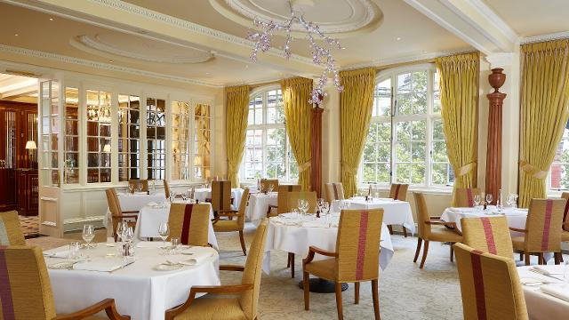 Superbe The Dining Room At The Goring