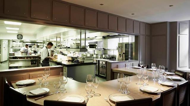 Gilbert Scott Kitchen Table