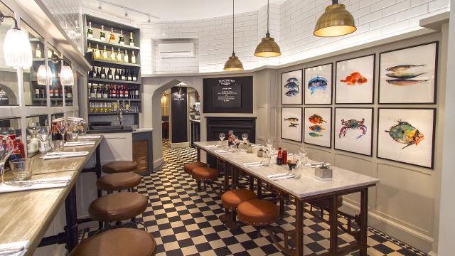 The Mayfair Chippie British Restaurant Visitlondon Com