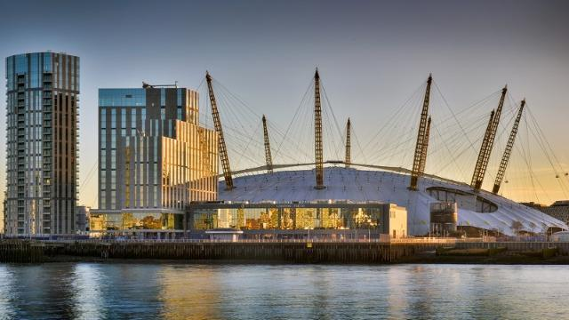 Intercontinental London The O2 H 244 Tel Visitlondon Com