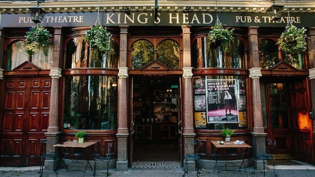 the king 39 s head theatre pub. Black Bedroom Furniture Sets. Home Design Ideas