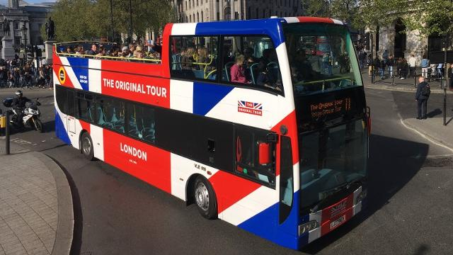 Double Decker Bus Tour London Reviews