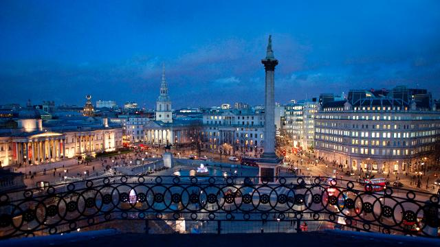 The Rooftop At The Trafalgar St James Bar Visitlondon Com