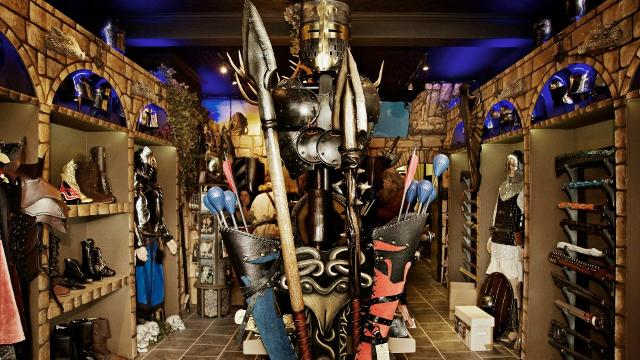 The Viking Store Collectables Business London