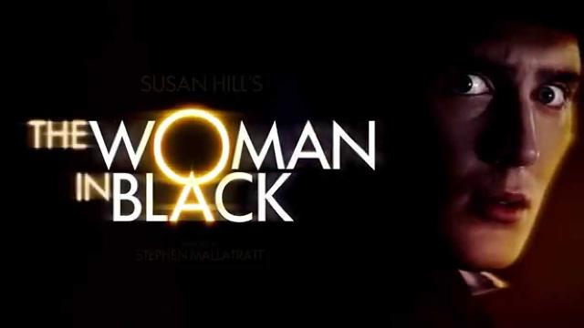 The Woman in Black at the Fortune Theatre, London