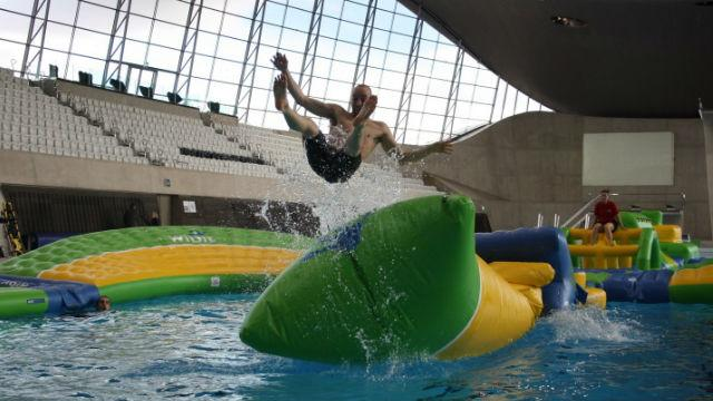 Ultimate Aqua Splash At London Aquatics Centre What 39 S On
