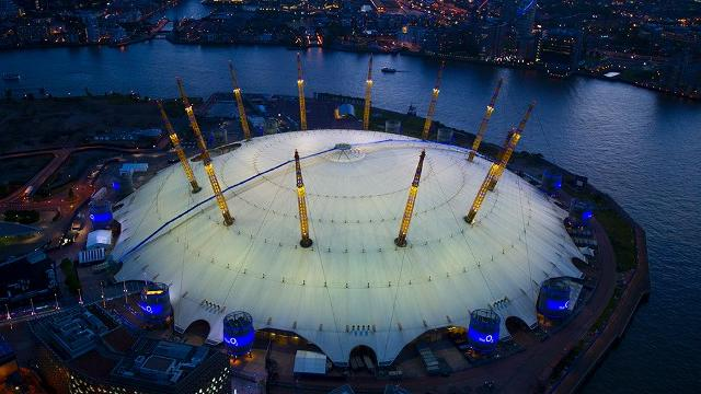 Image result for o2 arena