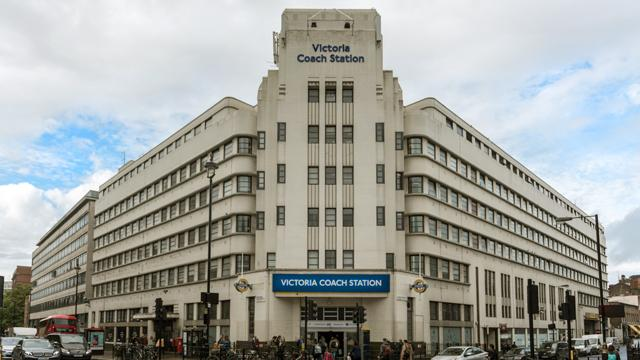 Victoria Coach Station London | Nearby hotels, shops and