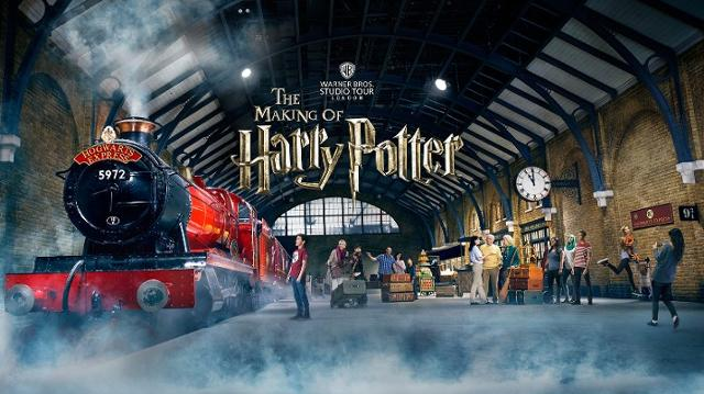 Image result for harry potter tour