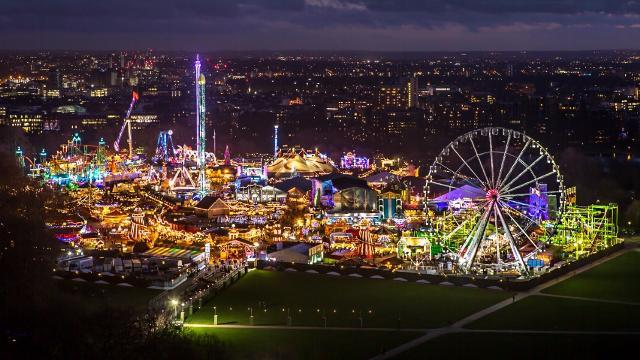 Winter Wonderland in Hyde Park - Christmas - visitlondon.com