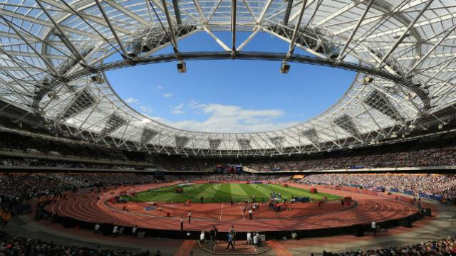 IAAF World Athletics Championships 2017 At The Olympic Stadium