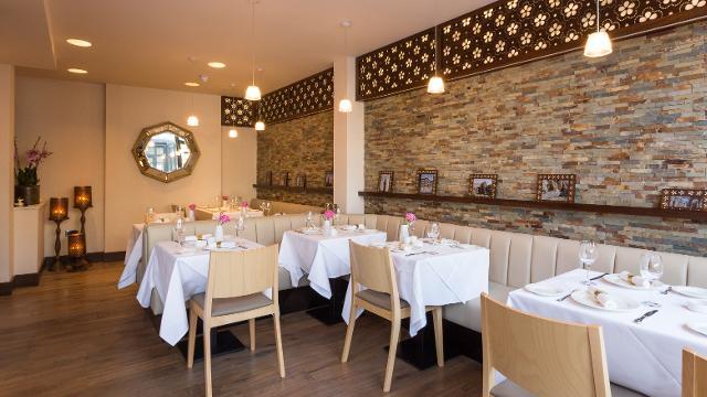 Yasmeen lebanese restaurant for 1 blenheim terrace london nw8 0eh