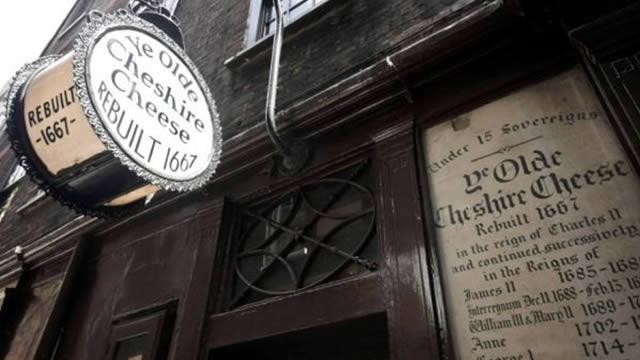 Ye Olde Cheshire Cheese - Pub - visitlondon.com