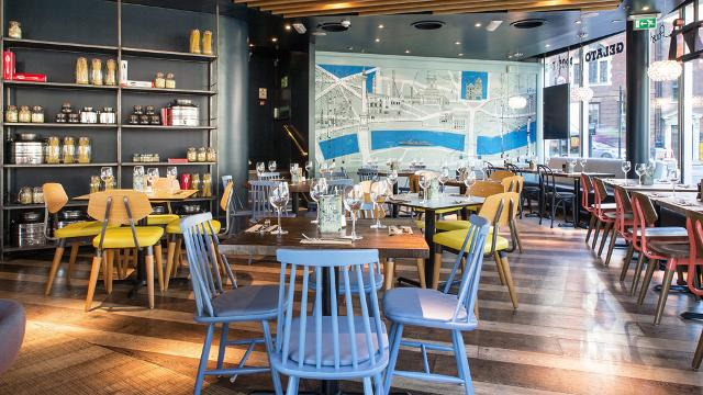 Zizzi Tower Hill - Italian Restaurant - visitlondon.com