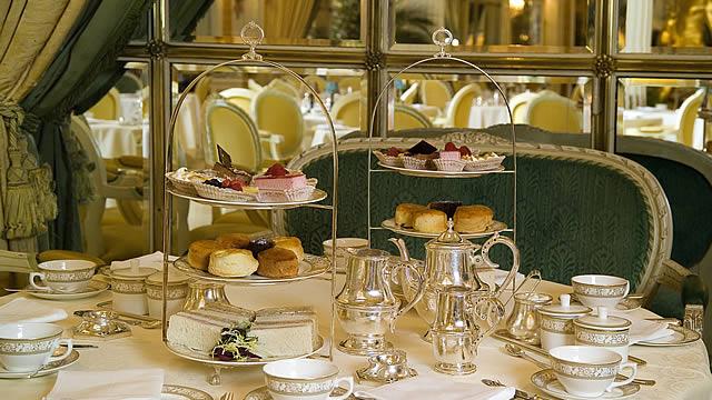 Royals Tea Room Menu