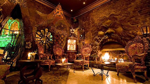 Top 18 quirky london restaurants restaurant for Quirky hotels london
