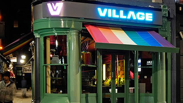 Gay bars in hounslow