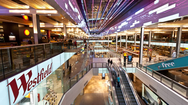 westfield london and westfield stratford city shopping