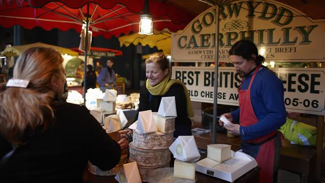 Farmers' markets in London
