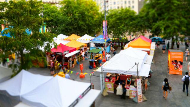 Top Sunday markets in London - Market