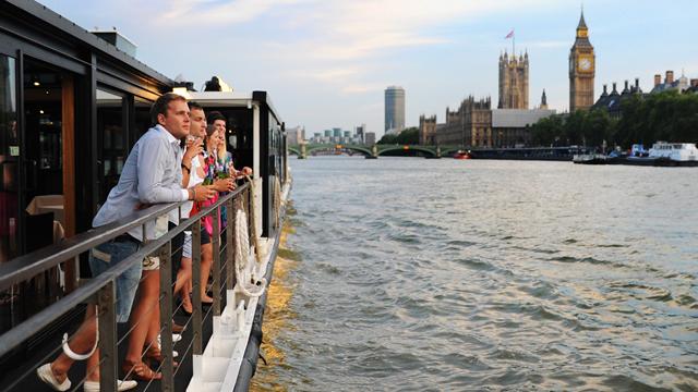 london boat tour deals