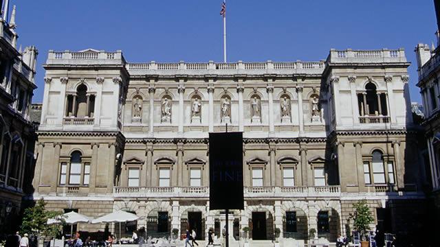 Restaurants Near The Royal Academy Of Arts London