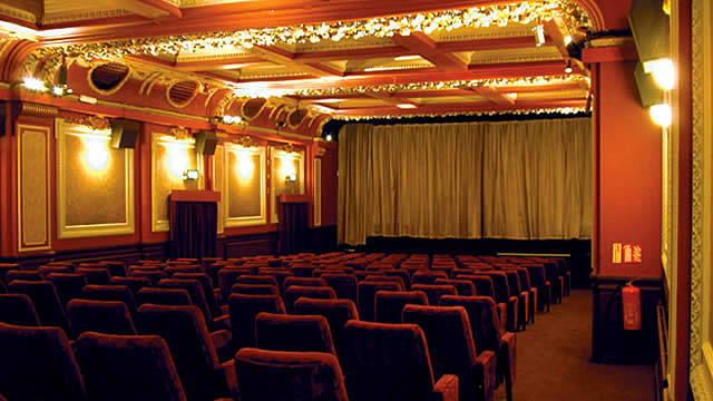 unique and unusual cinemas in london film. Black Bedroom Furniture Sets. Home Design Ideas