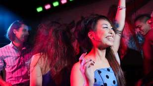 Asian clubs in london