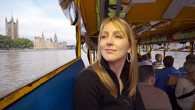 Learn to kayak london