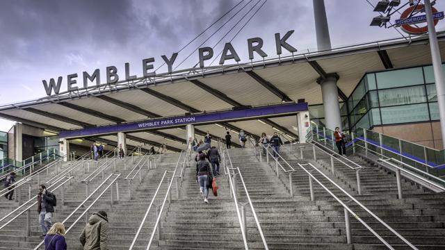 wembley station