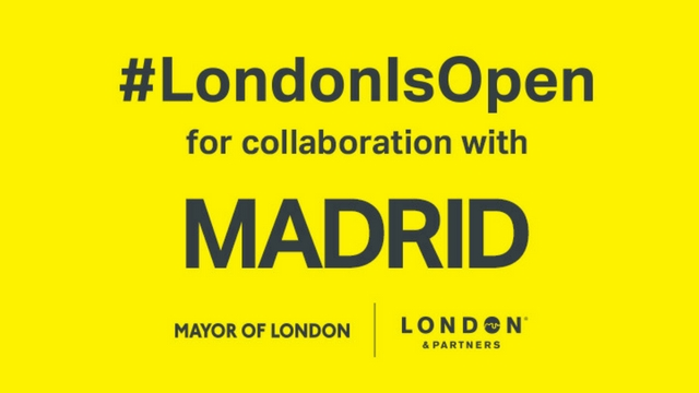 London and Madrid - Collaboration