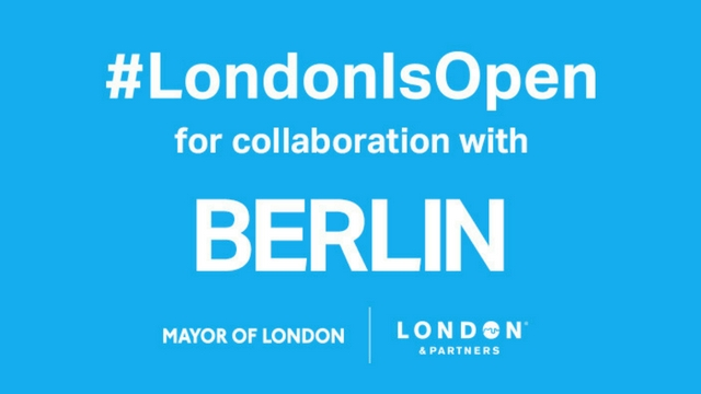 London and Berlin - Collaboration