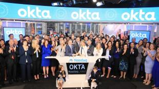 okta - tech company in London