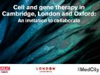 Cell and Gene Therapy in London report cover