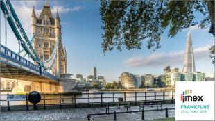 London at IMEX Frankfurt