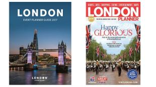 London brochures and guides