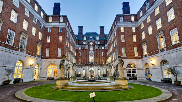 BMA House Courtyard
